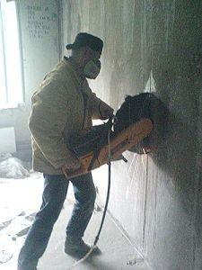 Демонтаж стен и перегородок Самара