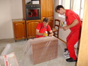 Перевозка мебели Самара